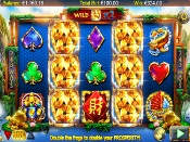 Jonny Jackpot Casino Screenshot 3