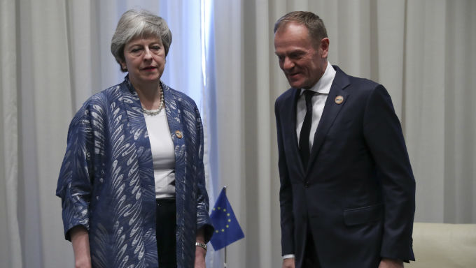 No Deal Brexit Odds Shorten After Donald Tusk Ultimatum