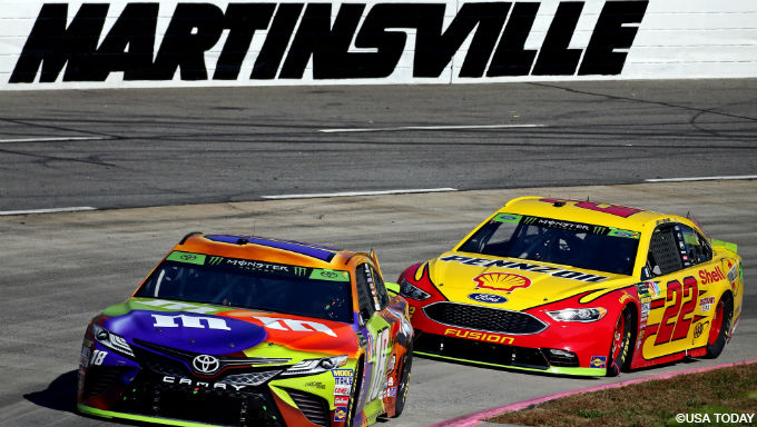 NASCAR STP 500 at Martinsville 2019 Odds: 6 Bets to Back