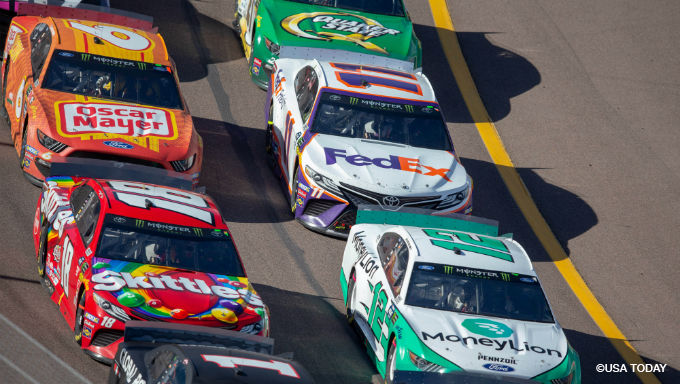 NASCAR O'Reilly Auto Parts 500 Odds, Tips & 6 Drivers to Bet