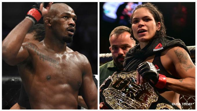 UFC 239 Opening Odds: Jones & Nunes Both Solid Favorites