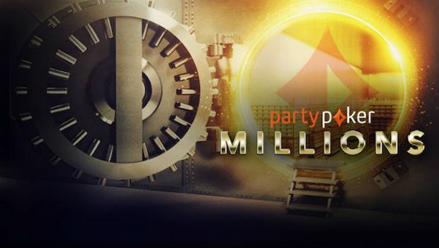 PartyPoker Pushes MILLIONS Tournament Prize to £5 Million