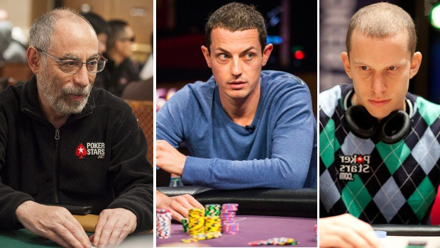 Barry Greenstein, Tom Dwan, Peter Eastgate