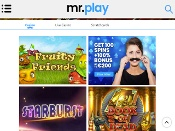 mr.play Casino Skjermbilde 1