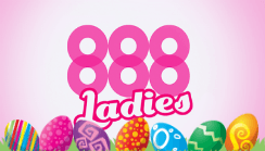 Win Big this Easter with 888ladies' Egg Crackin Jackpot