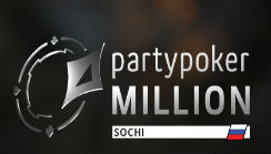 PartyPoker Pushes MILLIONS Tournament Prize to £5 Million