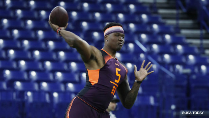 Why the Redskins Are the Best Bet to Draft QB Dwayne Haskins