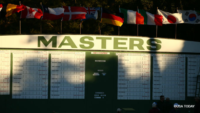 Should You Bet on the Masters First-Round Leader to Win?