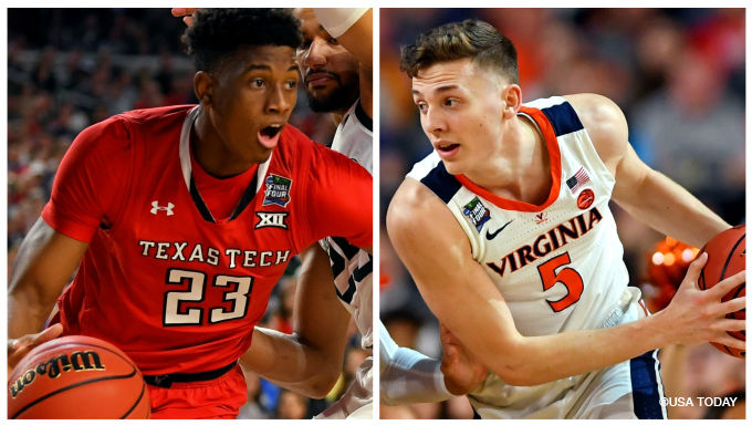 Virginia-Texas Tech NCAA Title Game Betting Tips & Best Bets