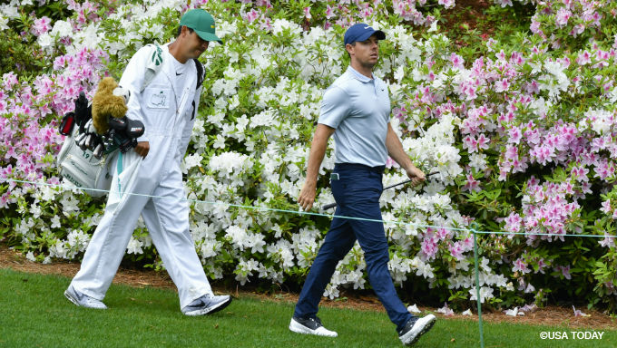 McIlroy Remains 2019 Masters Favorite; Woods' Odds Falter