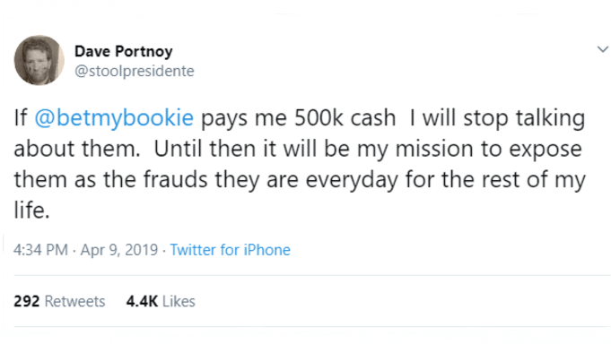 Did Barstool Just Join the Fight Against Illegal Bookmakers?