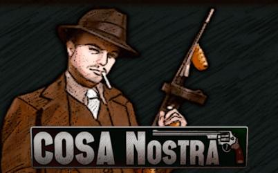 Cosa Nostra Online Pokie