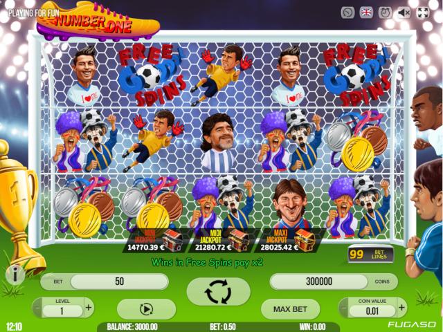 All Jackpots Casino online flash