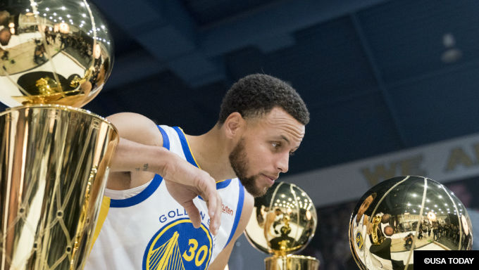 Warriors the Smart Bet to Win NBA Title, Even at Short Odds