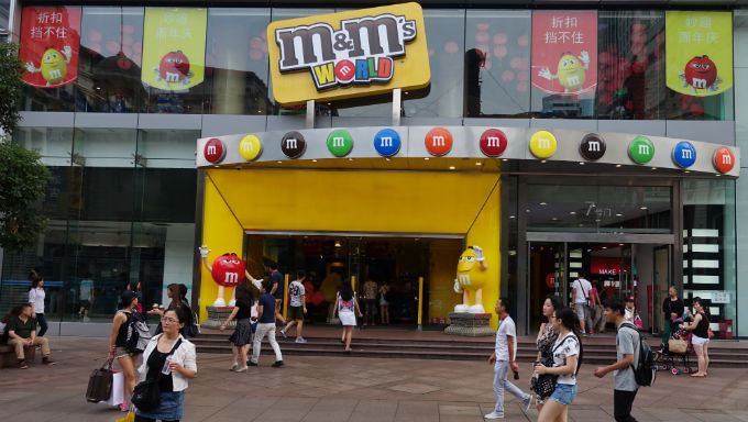 Mars Pressured into Withdrawing M&M's 'Child' Slot Machine