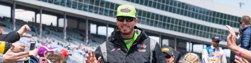 No Surprise, Kyle Busch Oddsmakers' NASCAR Betting Favorite