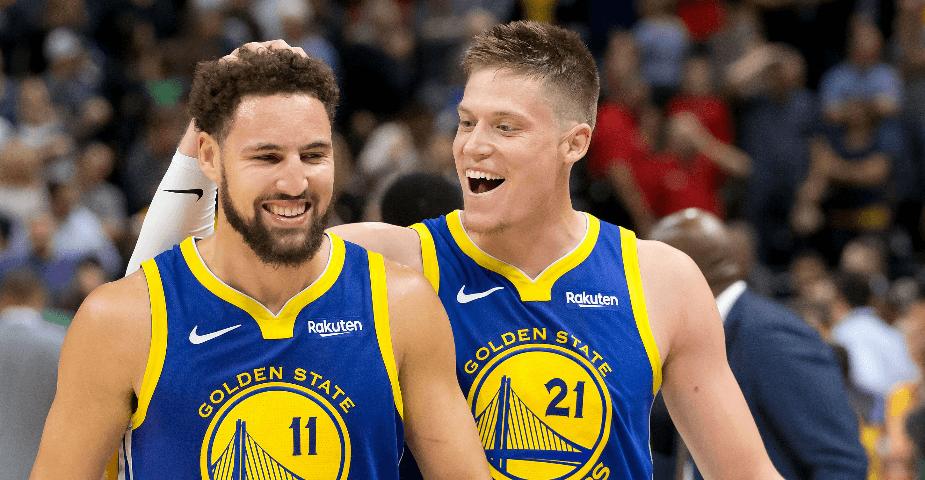 Jerebkos Golden State Warriors favorit att vinna NBA Playoffs