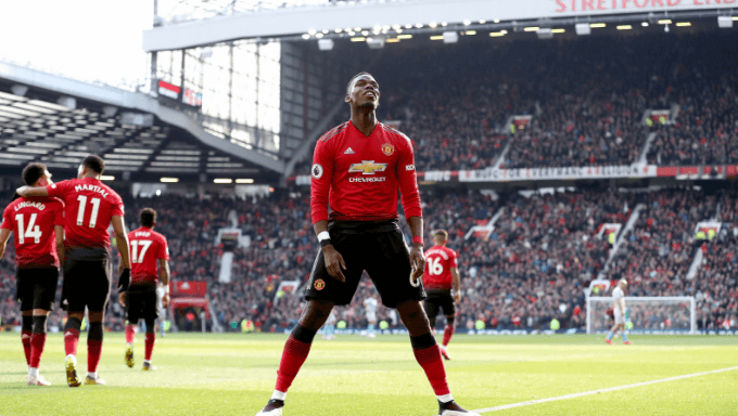 What Are the Odds on Paul Pogba Leaving Manchester United?