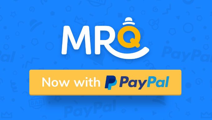 Bingo & Slots Site MrQ Integrates Paypal in Boost for Users