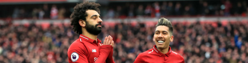 Mo Salah Overtakes Sergio Aguero In EPL Top Scorer Betting