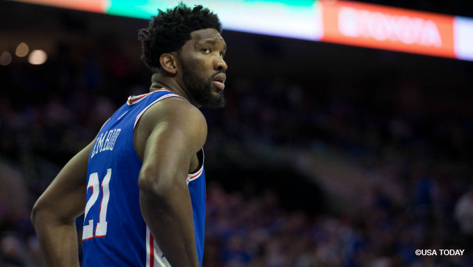 Oddsmakers Still Like 76ers Chances Despite Game 1 Stunner
