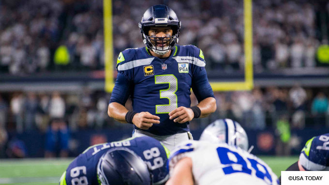Russell Wilson: Legal Sports Bets Will Boost NFL Salary Cap