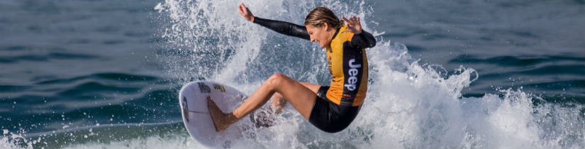 Gilmore, Florence Favorites at WSL Rip Curl Pro Bells Beach