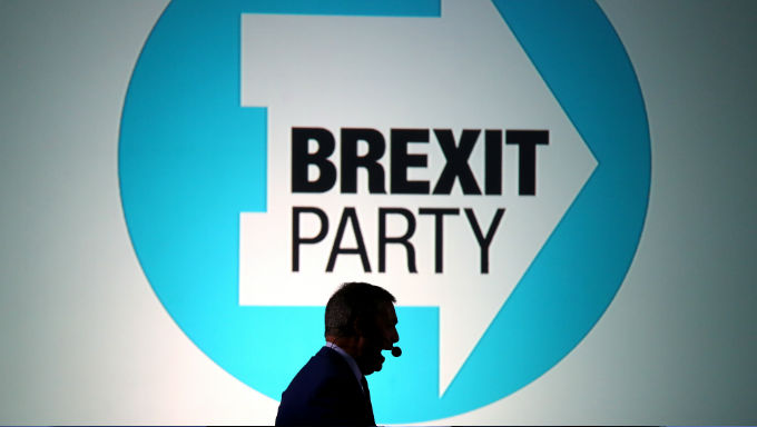 Tories Face Mass EU Elections Defeat As Brexit Party Surge