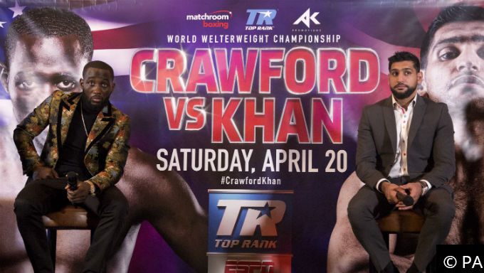 Terence Crawford-Amir Khan Odds, Tips & Best Bets to Back