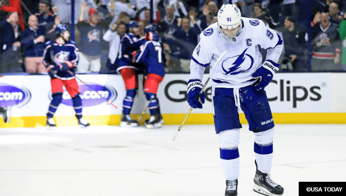 Should Lightning Loss Make NHL Favorite Bettors Think Twice?