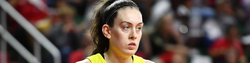 WNBA Title Odds Unchanged in Wake of Breanna Stewart Injury