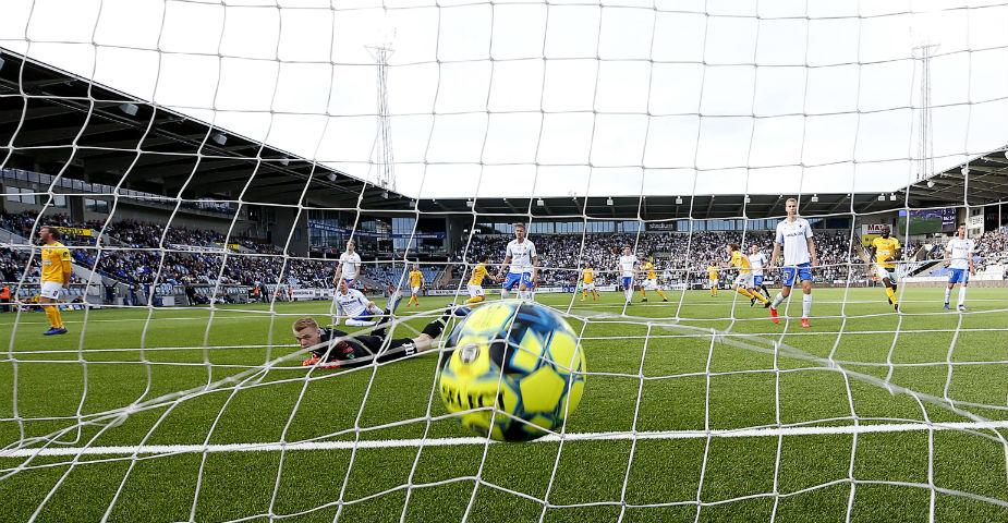 Seriefinal på påskdagen i Allsvenskans fjärde omgång