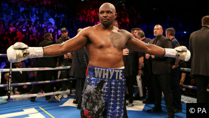Whyte Favored Over Rivas in Battle of Heavyweight Contenders