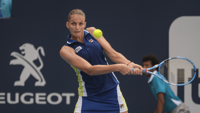 WTA Stuttgart Open Betting Preview: Pliskova the Pick