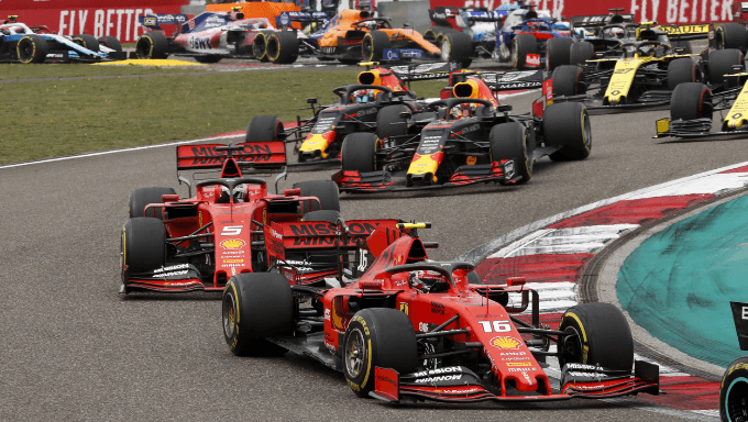 Azerbaijan Grand Prix 2019 Betting Preview, Tips and Odds