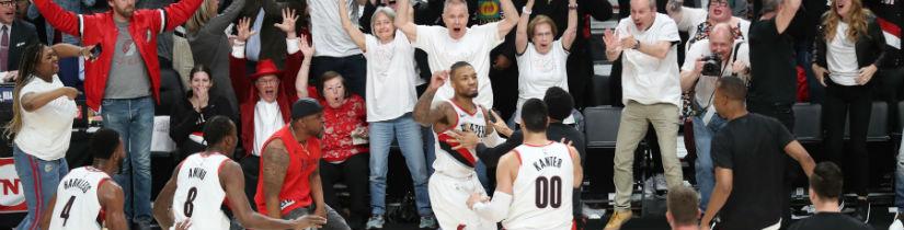 Blazers Still NBA West Underdog After Lillard's Winning Shot