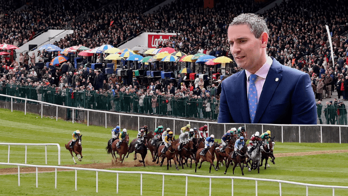 Meet The Man Who Runs The €3.2million Punchestown Festival