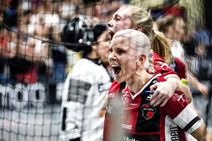 SM-finaler i innebandy: spänning på både herr- och damsidan