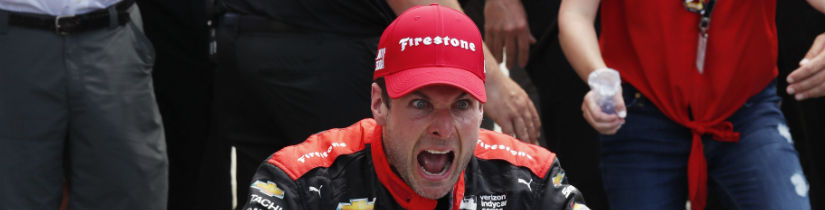 Will Power Early Betting Favorite in 2019 Indy 500 Odds
