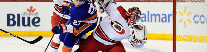 How Petr Mrazek Injury Impacts Hurricanes Stanley Cup Odds