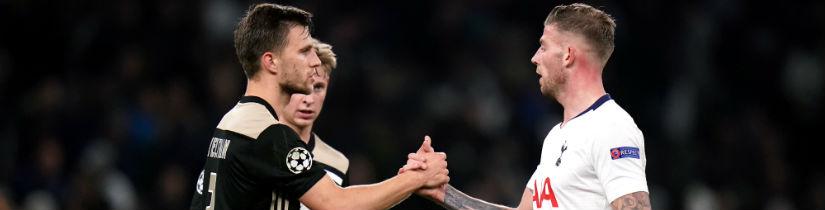 Punters Haven't Lost Faith In Tottenham Despite Ajax Loss