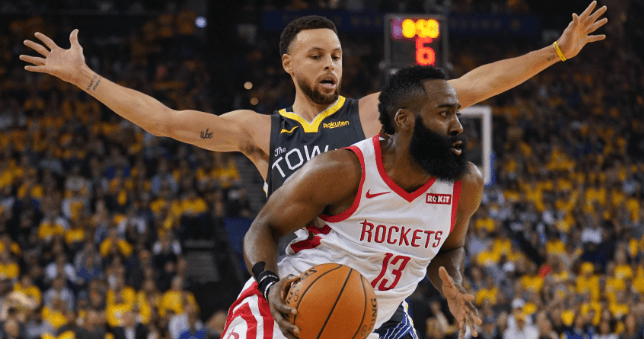 c1f44aa600fb James Harden makes a massive difference for the Rockets when on the court.