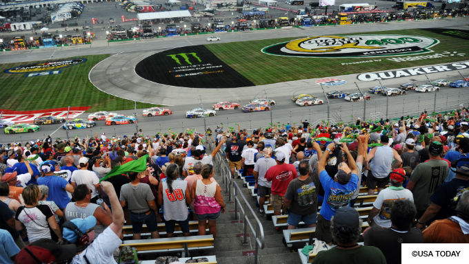 NASCAR, Genius Sports Strike Proprietary Betting Data Deal