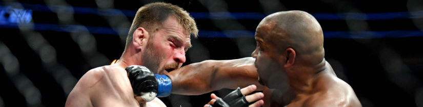 Cormier, Miocic at Equal Odds for Likely UFC Title Rematch