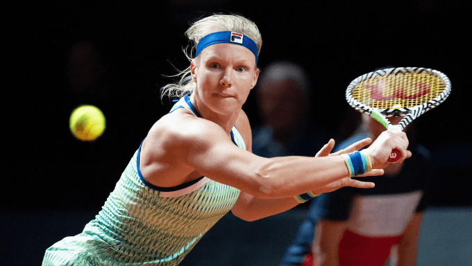 WTA Madrid Open Tennis Betting: Back Kiki Bertens Each Way