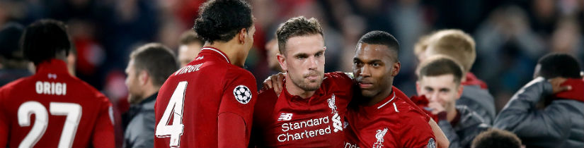 Liverpool's Odds-Defying Win Over Barcelona By The Numbers