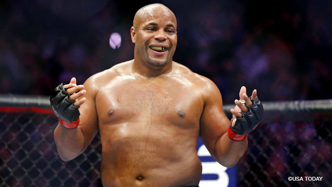Cormier Favored in UFC Title Rematch with Miocic in August