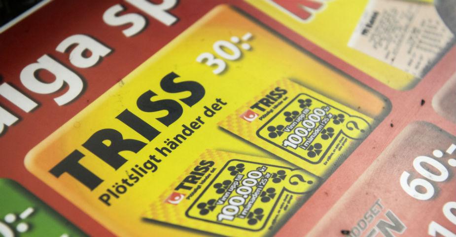 BOS anmäler Triss-dragning i TV4 till Granskningsnämnden