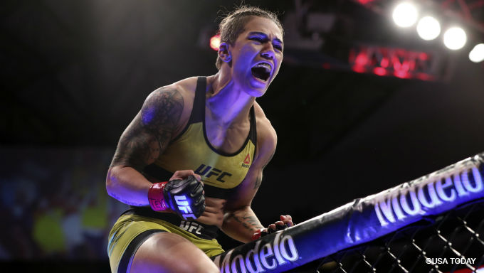 UFC 237 Odds, Betting Tips and Picks: Andrade vs Namajunas