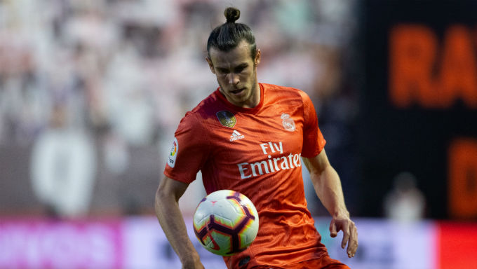 Bale agent: I hope he keeps playing for Madrid